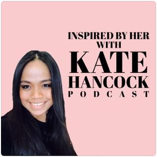 Kate Hancock podcast logo