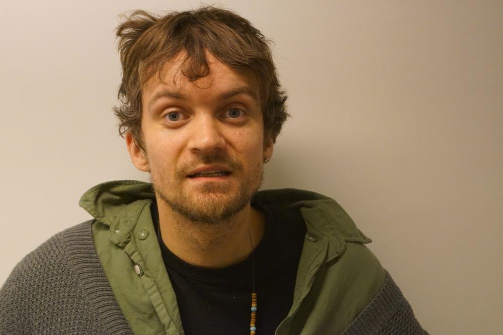 David Söderlund från Umeå är en av finalisterna i Musikschlaget 2019.