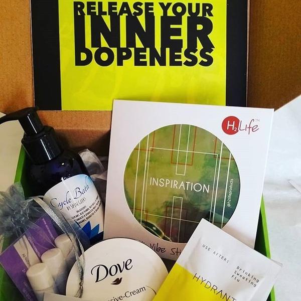 Release Your Inner Dopeness  June Box