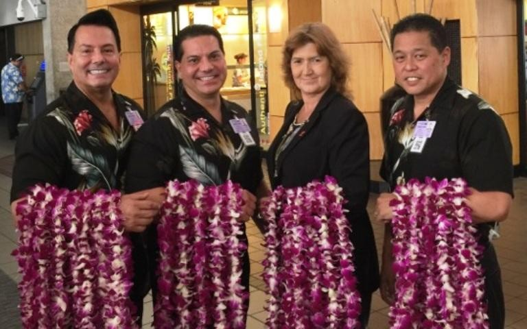 Airport lei greeting kauai lihue leis of hawaii leis of hawaii airport lei greeting lihue kauai m4hsunfo