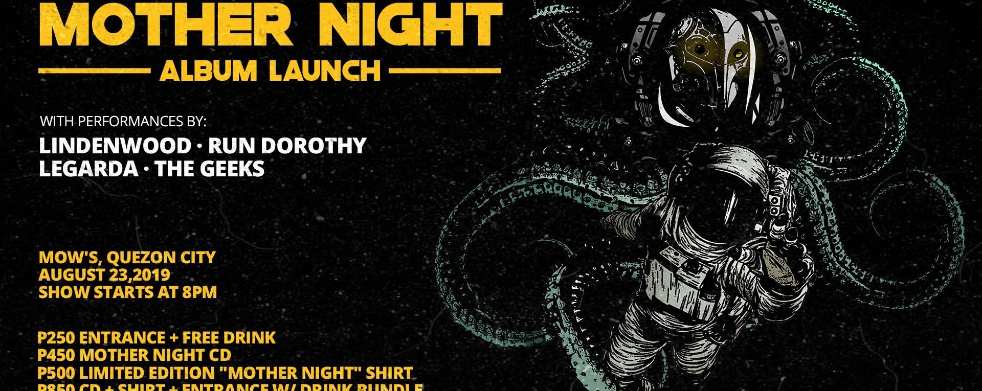 Mother Night Album Launch