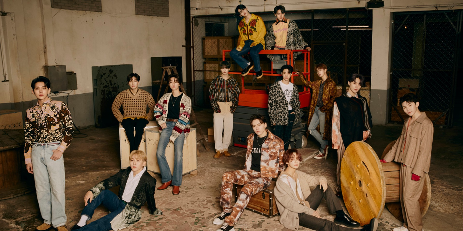 SEVENTEEN to release new Japanese single 'Not Alone' this April