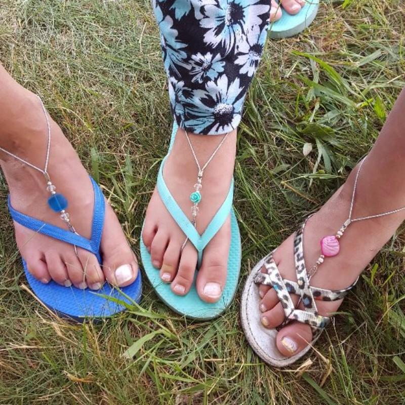 Jersey Girl Barefoot Sandal, LLC