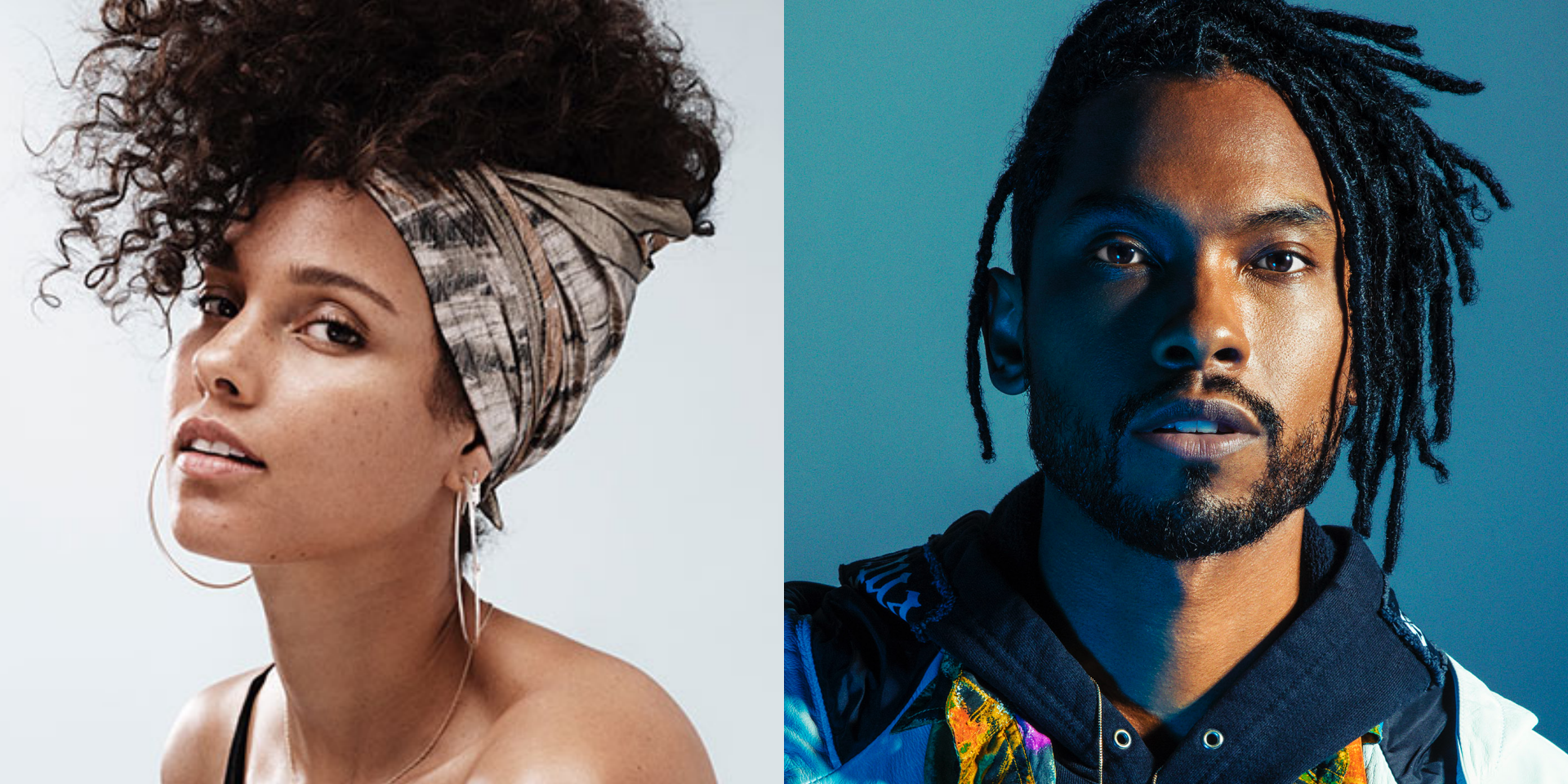 Alicia Keys and Miguel release tender new song 'Show Me Love' with music video