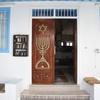 Door 2, Slat Trabelsiya (Tripoli), Djerba (Jerba, Jarbah, جربة), Tunisia, Chrystie Sherman, 7/8/16