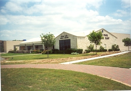 1990 - third library building on discoveryjpg