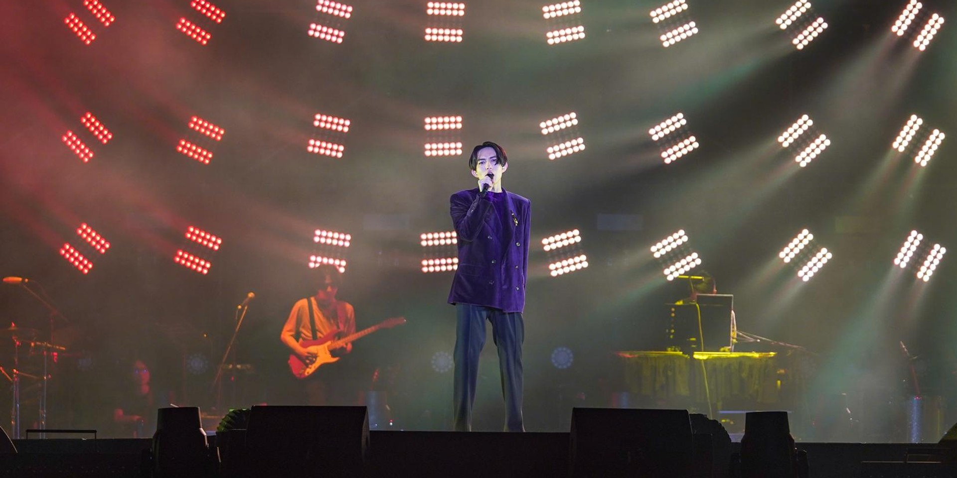 林宥嘉《idol世界巡回演唱会》 呈现出道10年最好的自己