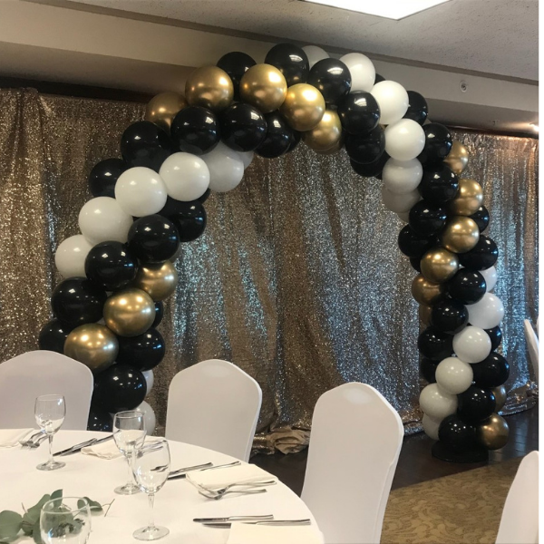 What type of arch will be the best for my event