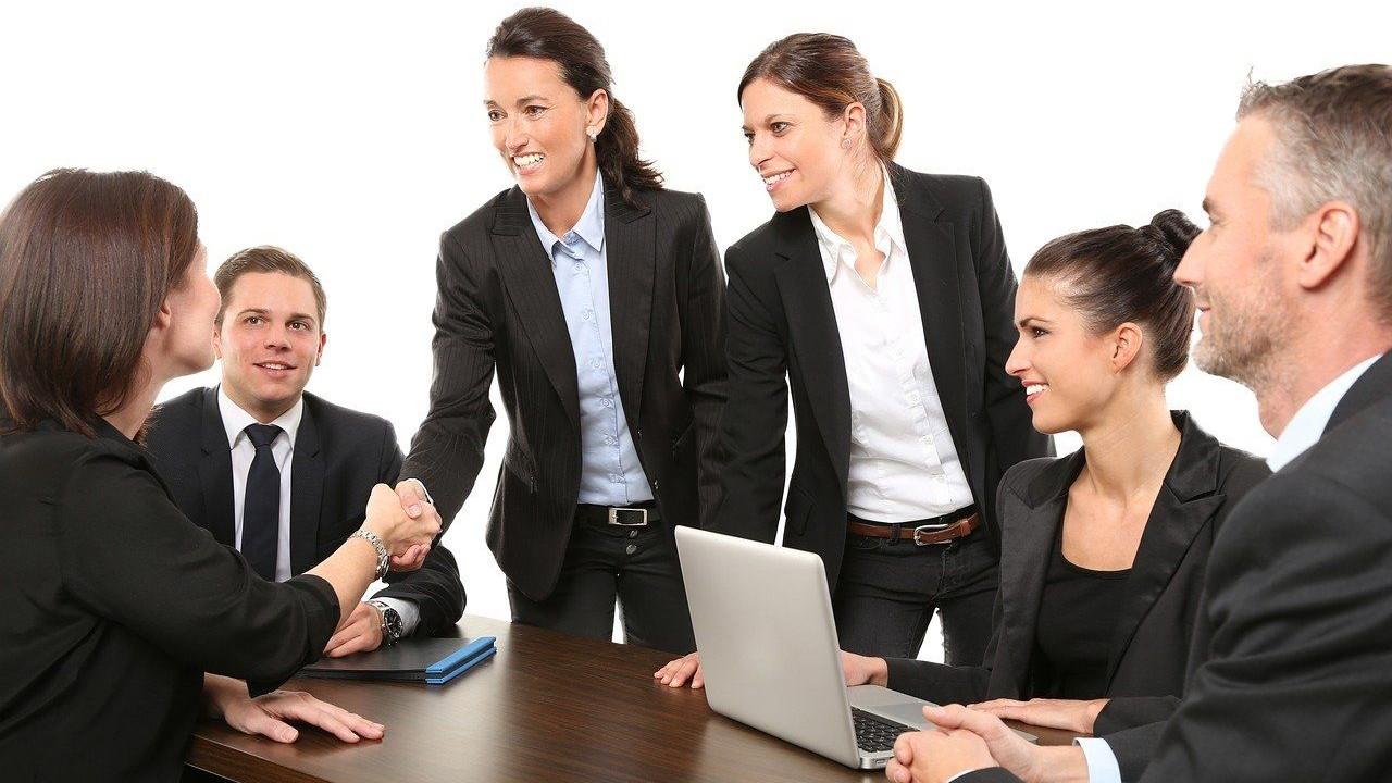 Représentation de la formation : S'affirmer et convaincre en entretien et en réunion - Eric Blanc