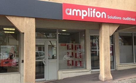 Photo du centre Amplifon de Annonay