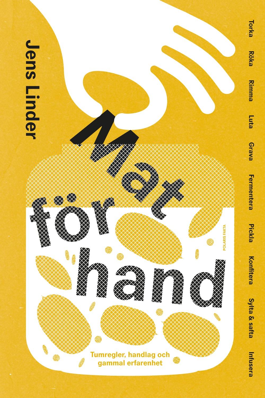 Bokomslag: Mat för hand