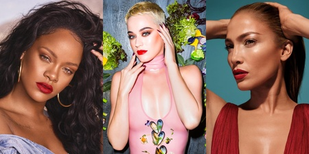 Get to know the highest paid women in music for 2018
