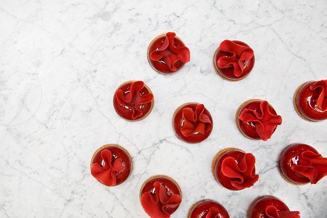 rose cake2