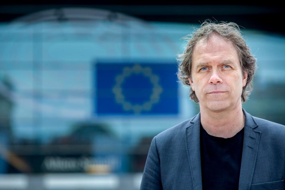 Pär Holmgren (MP), EU-parlamentariker