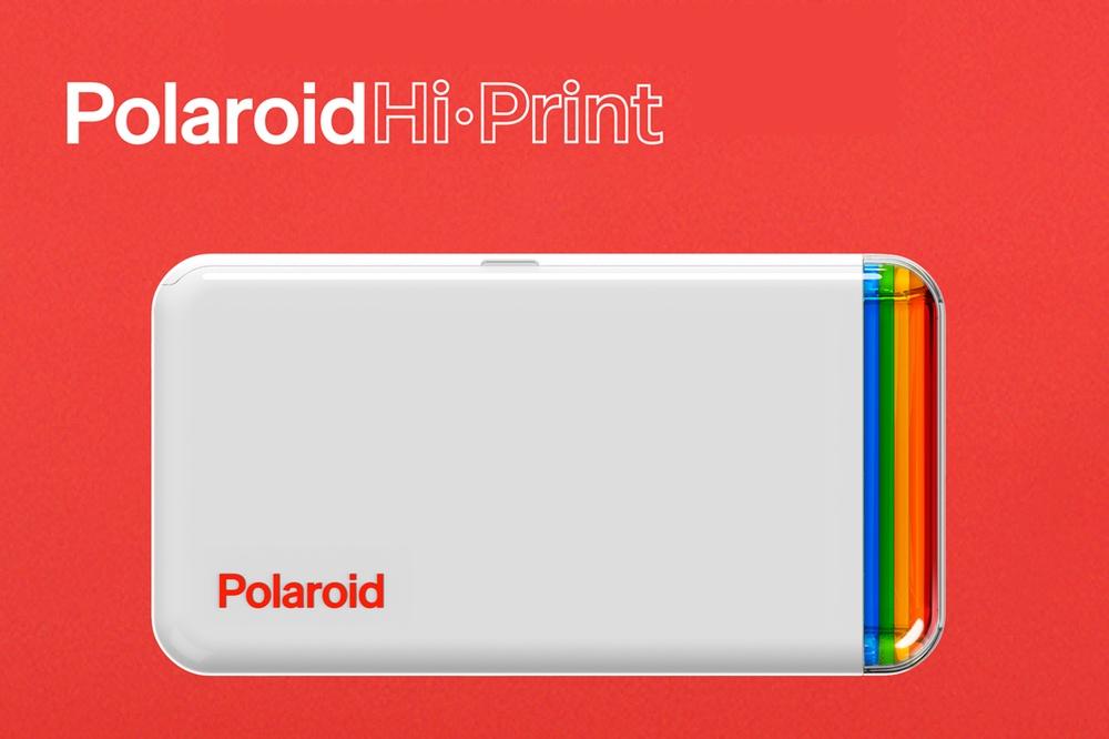 Polaroid lanserar sublimeringsskrivare, Polaroid Hi-Print
