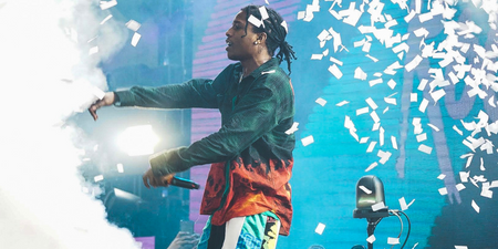 A$AP Rocky makes explosive Manila debut – photo gallery