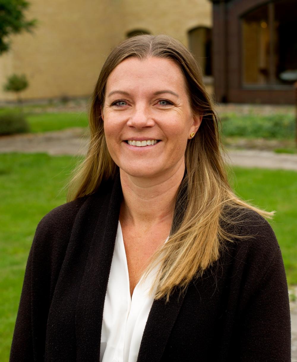Johanna Wiechel Steier, kommunikationsdirektör