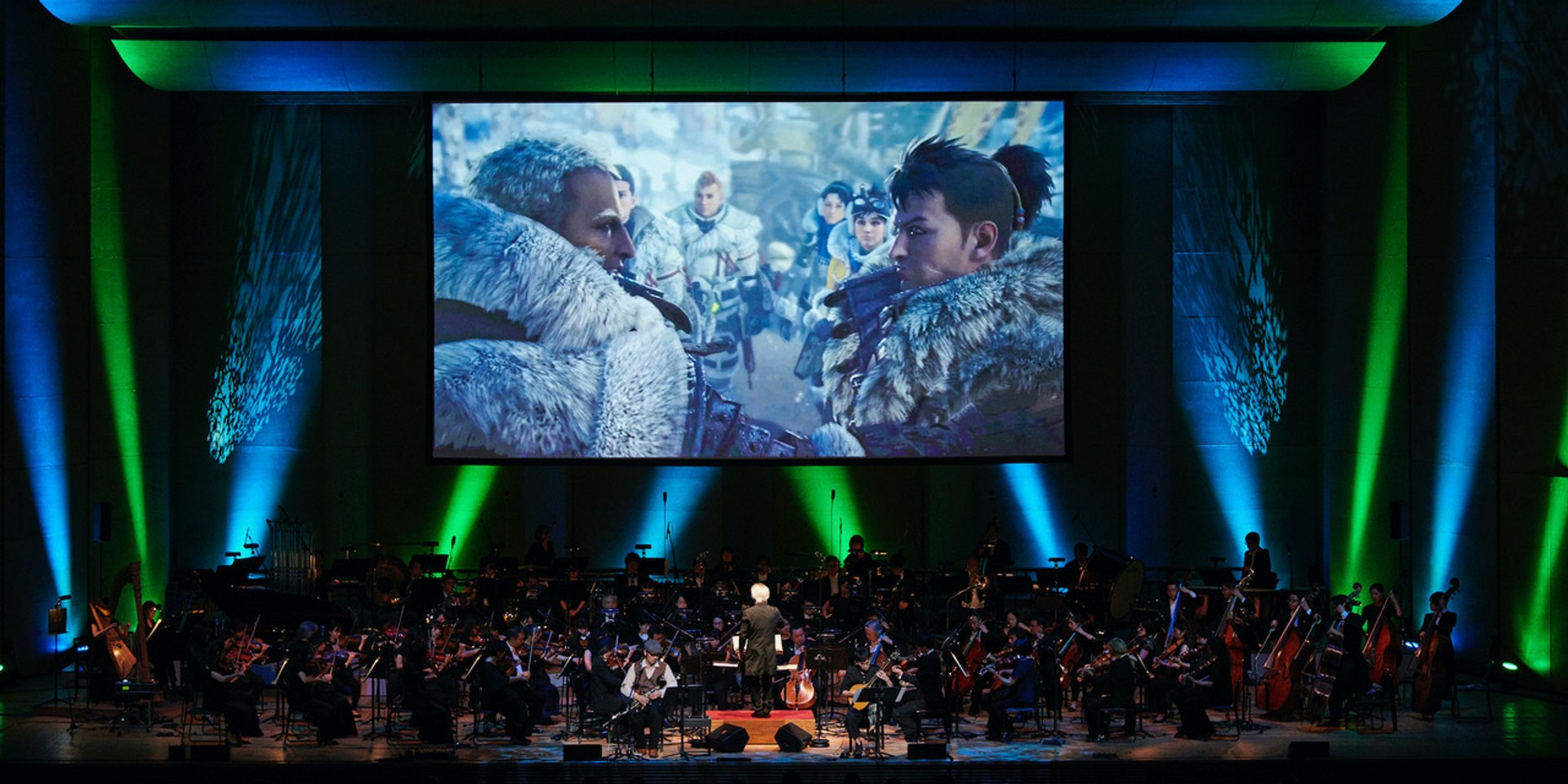 Stream the Monster Hunter Orchestra Concert 2020 this October