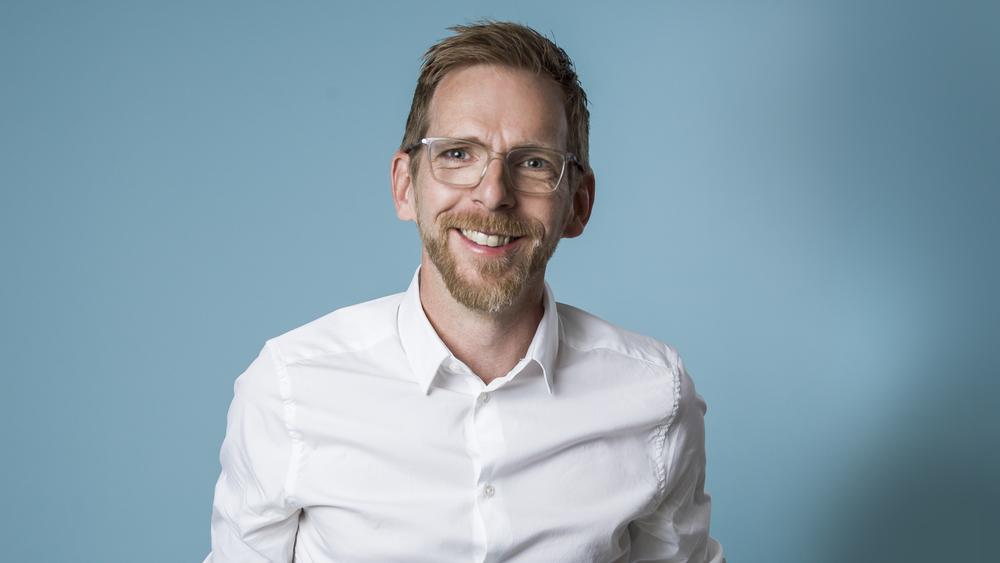 Jakob Forssmed, riksdagsledamot och ekonomisk politisk talesperson