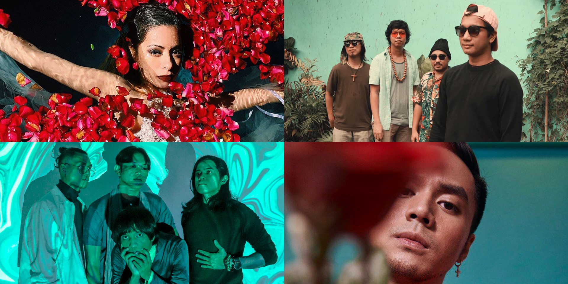 Kat Agarrado, Sam Concepcion, Giniling Festival, Calein, and more release new music – listen