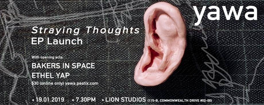 yawa - Straying Thoughts EP Launch