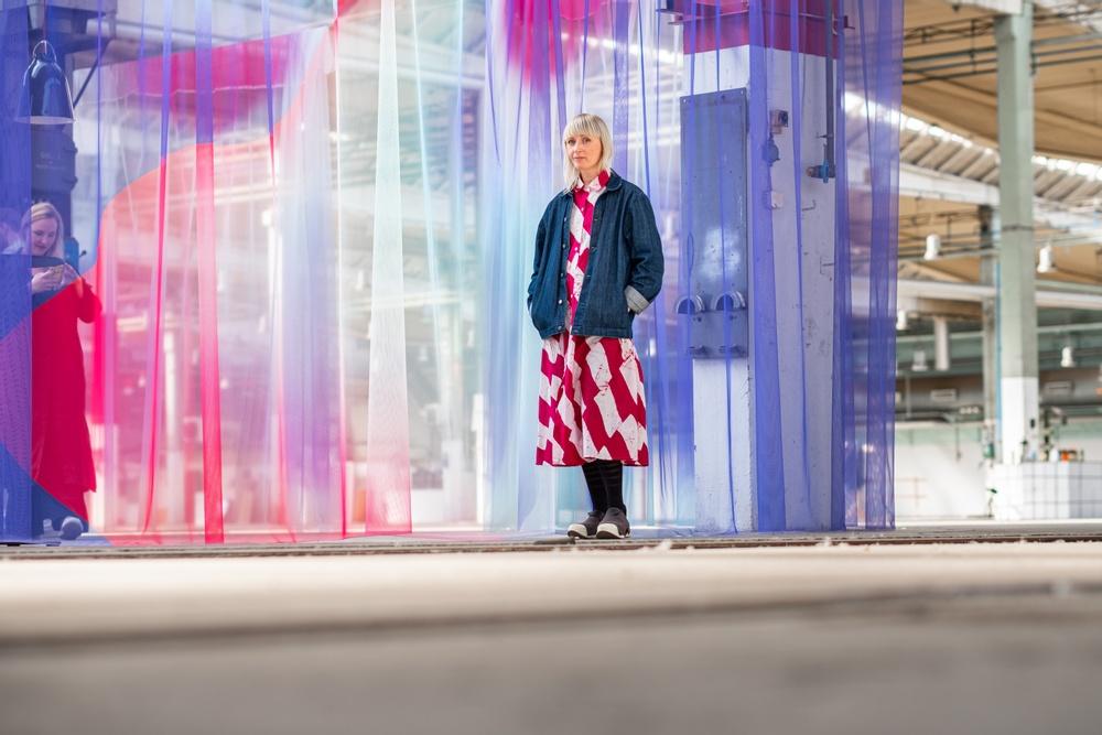 Ann Isler, projektledare Southern Sweden Design Days från Form/Design Center