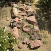 Tighedouine Cemetery, Grave [5] (Tighedouine, Morocco, 2010)