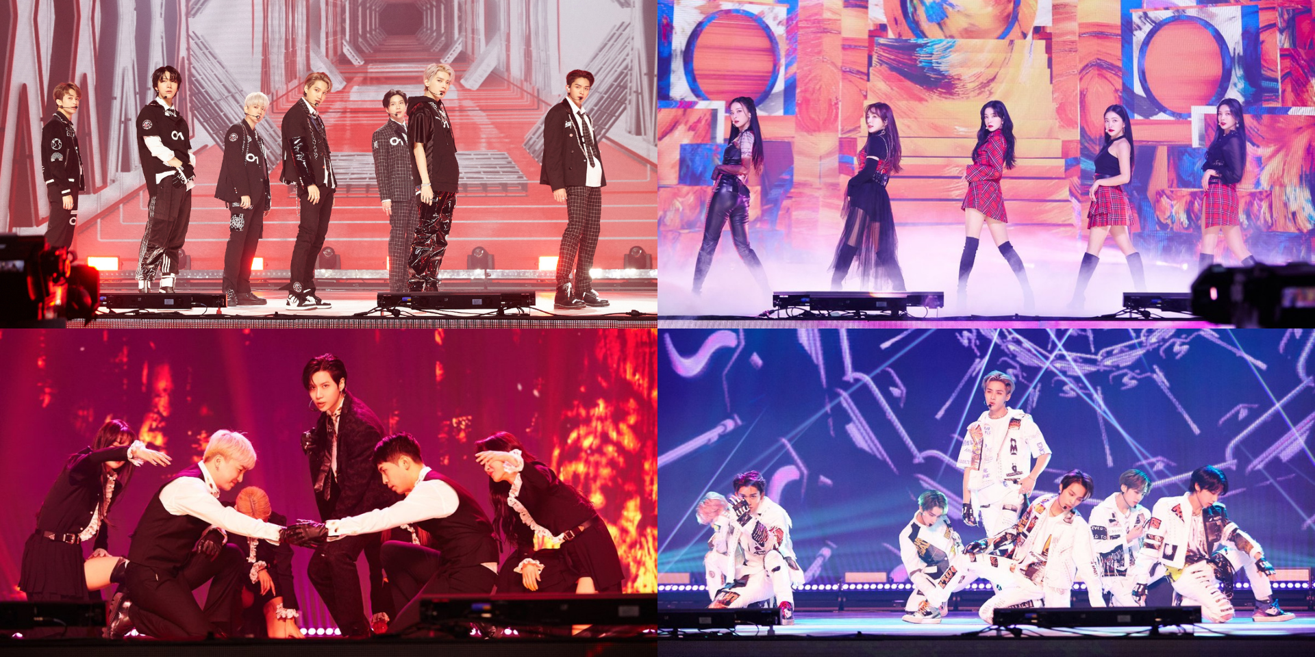 "SMTOWN LIVE ""Cultural Humanity"" sets new record, draws over 35 million viewers across multiple platforms"
