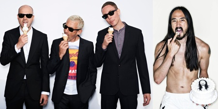 Steve Aoki and Above & Beyond to perform at Marquee Singapore this April