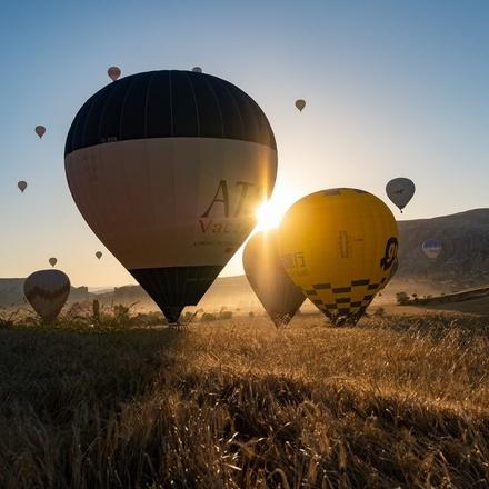 Istanbul - Ankara - Cappadocia   with one flight