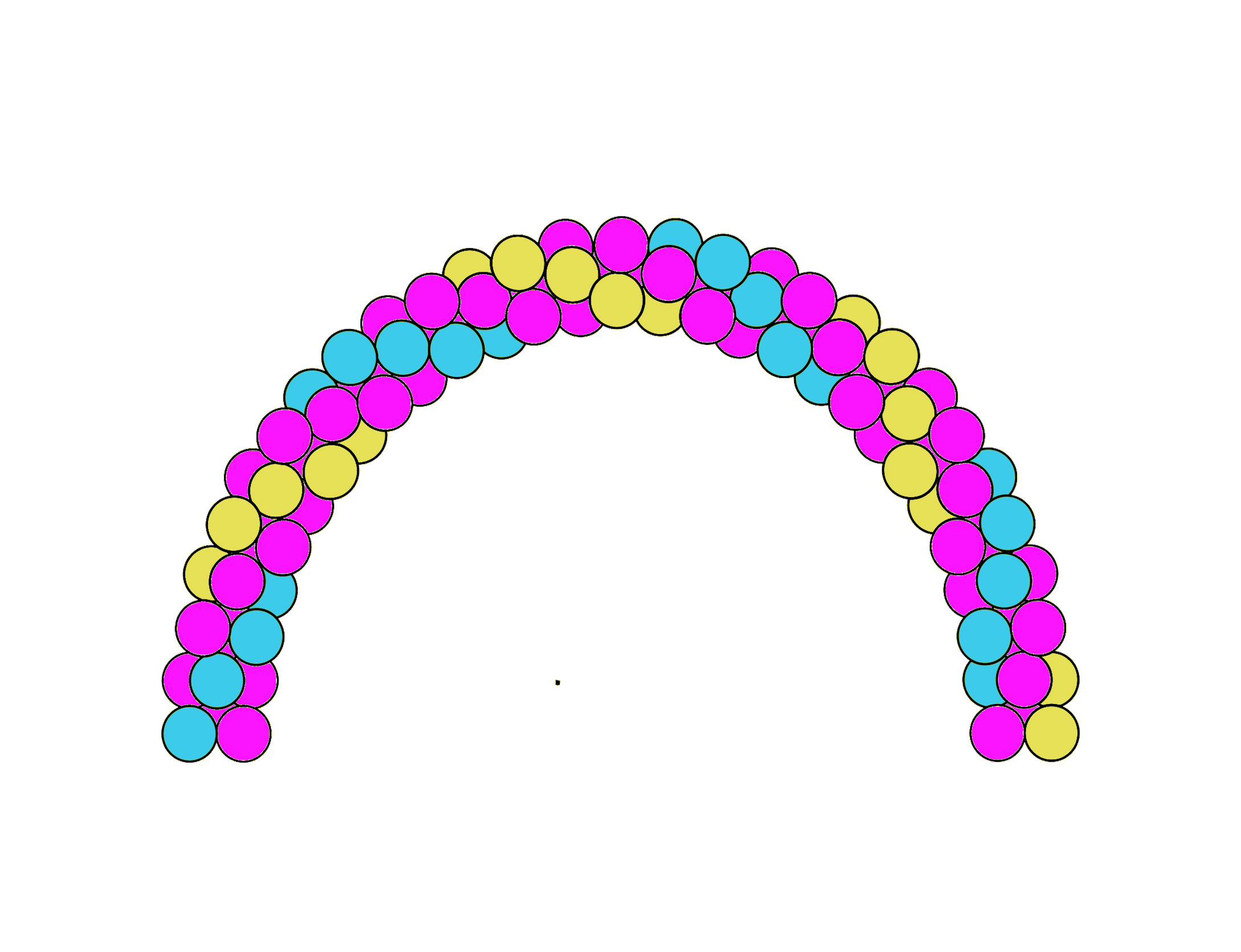 Standard Balloon Arch