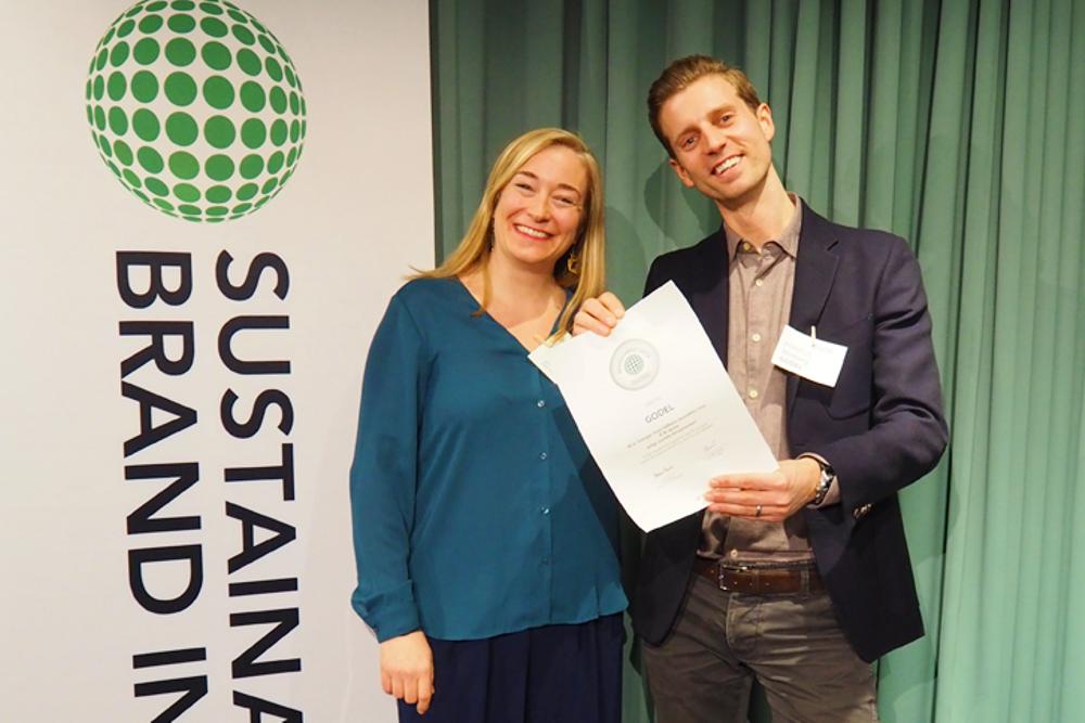 GodEl är Sveriges mest hållbara elbolag 2019