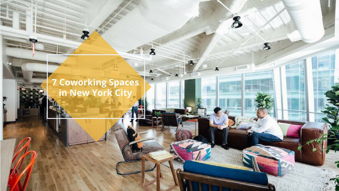 7 Best Coworking Spaces in New York