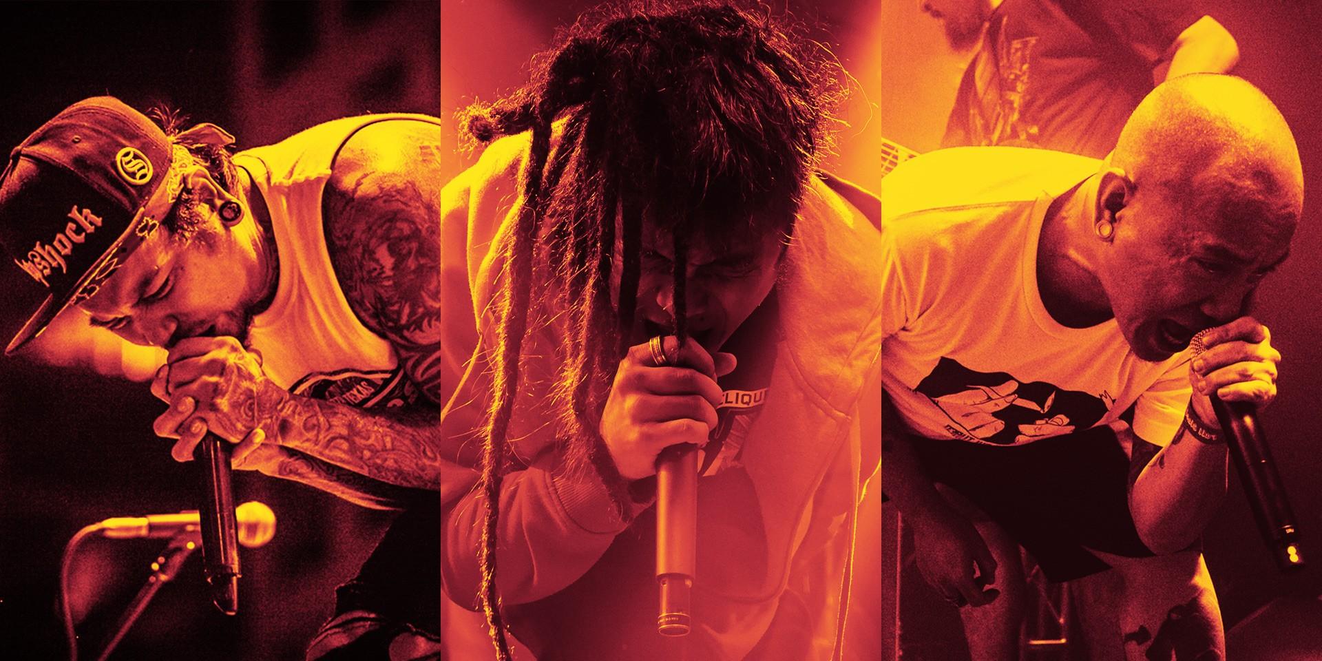 Slapshock, Queso, Greyhoundz to headline UPRISING: Wagayway Music Festival 2020