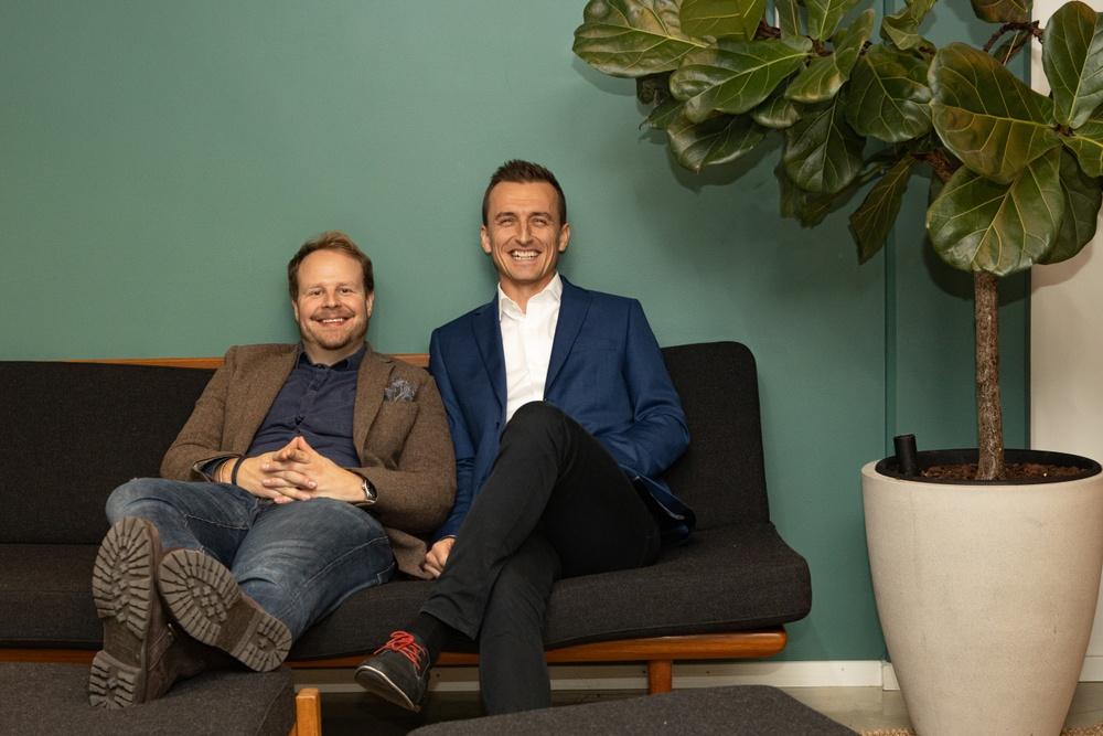 Our Green Car, founders Kenneth Falk & Thomas Droben