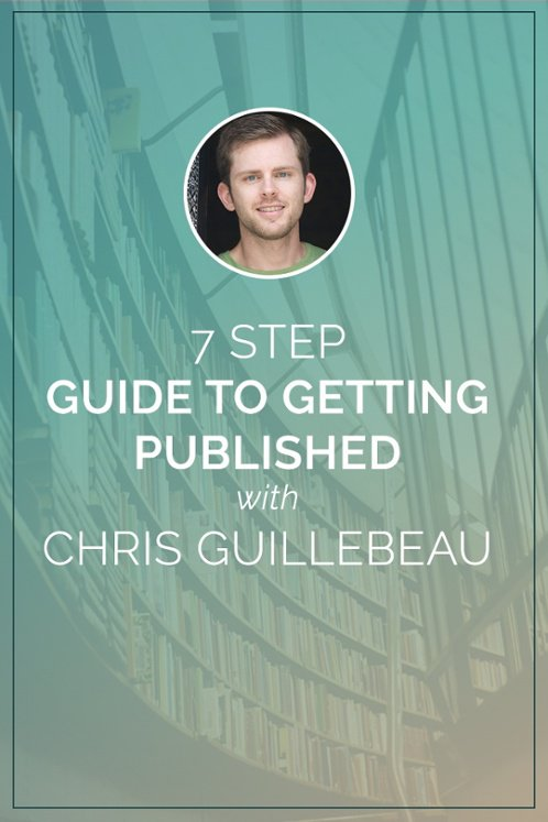 Chris Guillebeau discusses his new book Born For This and how to publish and market a book you and your readers will love.