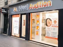 Magasin Idéal Audition à Paris