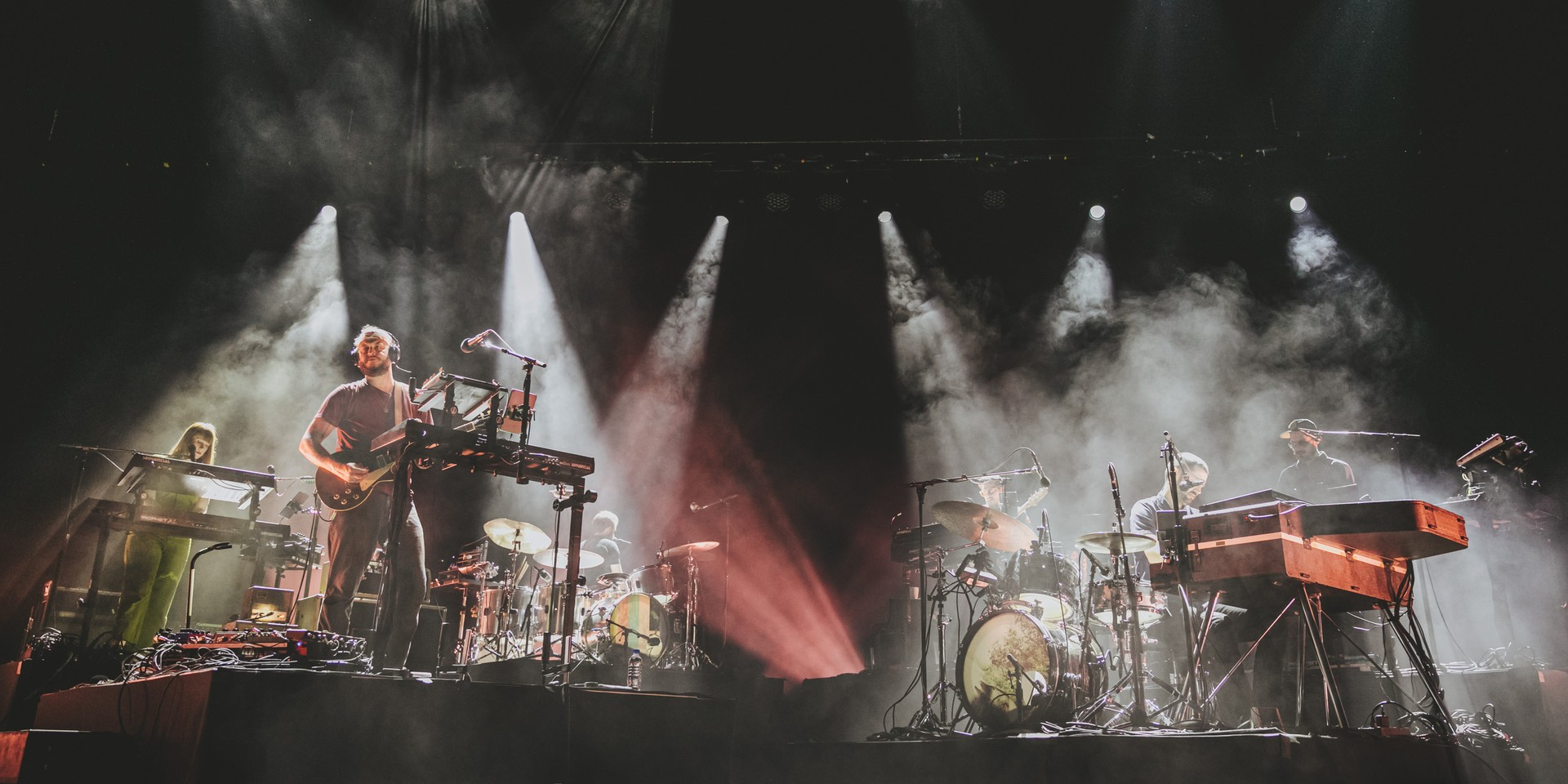 Bon Iver returns to Singapore with new songs (and a fresher approach) – Gig report
