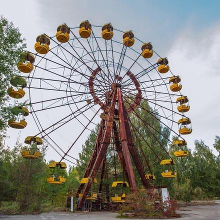 Chernobyl Photography Short Break