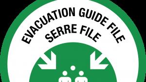 Représentation de la formation : FORMATION INCENDIE - EVACUATION - Guide & serre file - 3.5 heures - Présentiel
