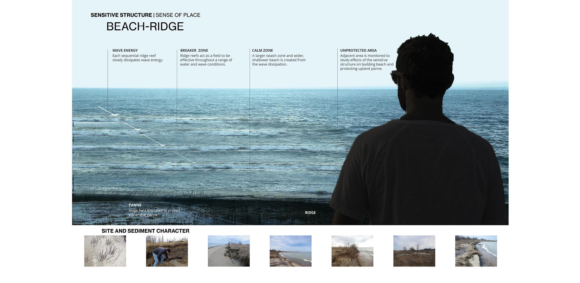 Beach Ridge Plain: Sensitive Structure