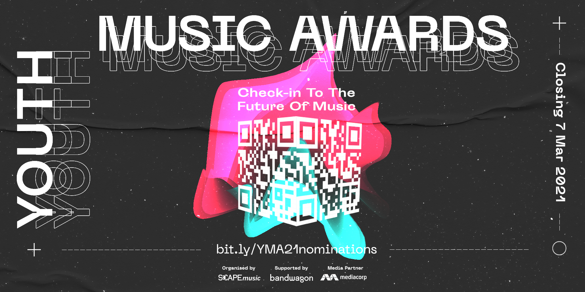 *SCAPE Youth Music Awards to return with brand new format - nominate your favourite artists now