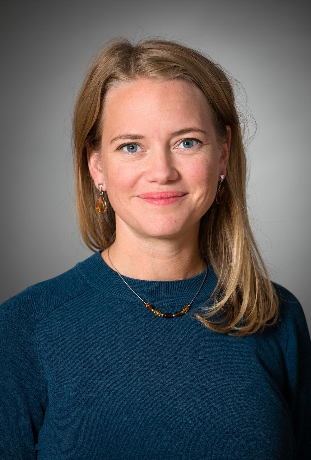 Malin Nauwerck, forskare, projektledare för Astrid Lindgren-koden