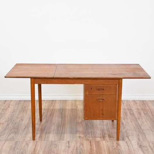 Used vintage danish modern furniture loveseat vintage for Danish modern la