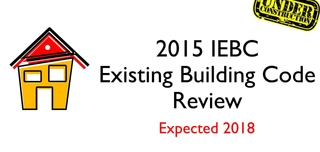 2015 Existing Building Code Review