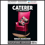 caterer cover
