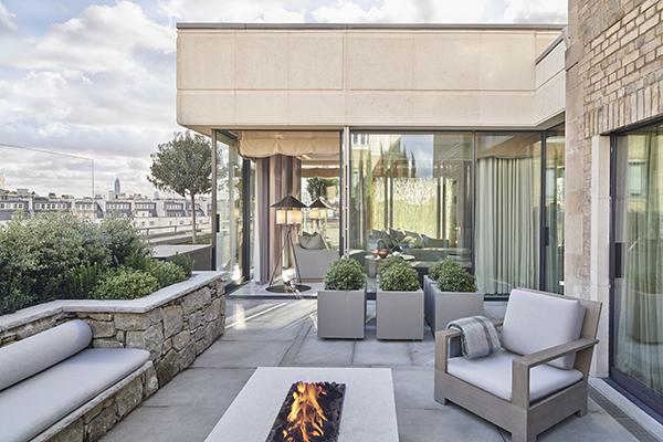 Grand Pavilion penthouse