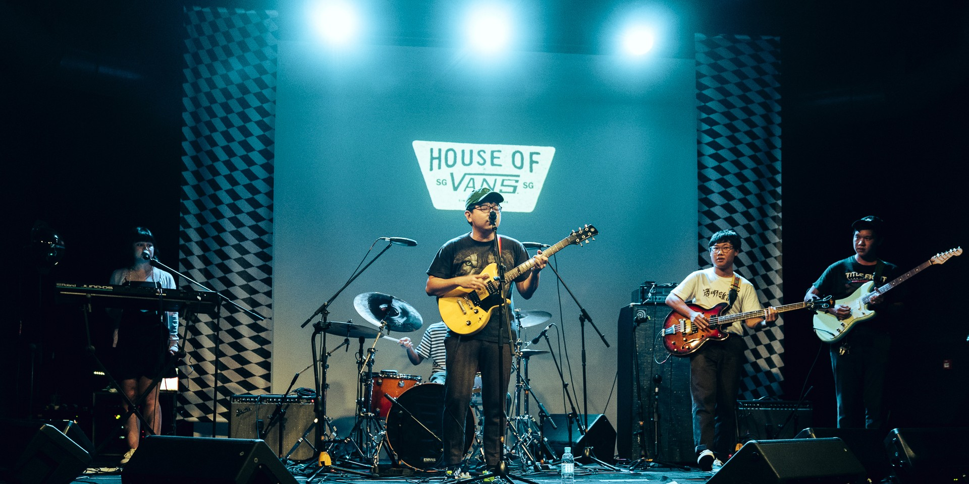 House of Vans Pop-up 2021 celebrates local music and bids a temporary farewell to The Substation — photo gallery