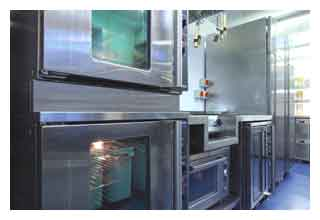 Pastry area