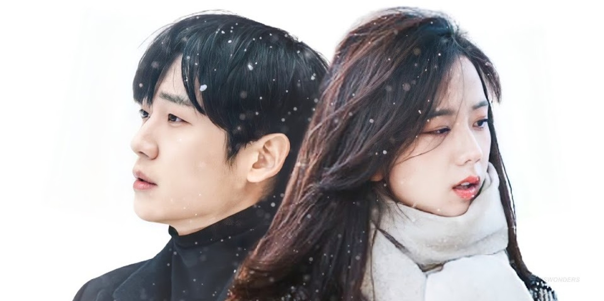 JTBC shares preview of 'Snowdrop' starring BLACKPINK's Jisoo and Jung Hae In - watch